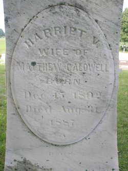 Harriet V. Caldwell