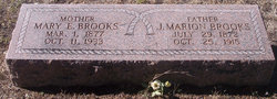 Joseph Marion Brooks