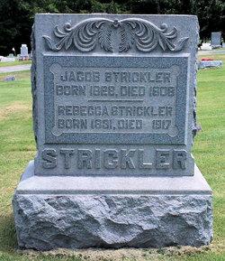 Jacob Strickler