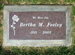 Bertha <i>Munoz</i> Feeley