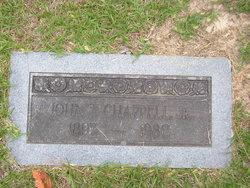 John Thomas Chappell, Jr