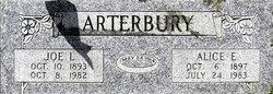 Alice E. <i>Berkshire</i> Arterbury