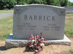 Calvin Alfred Barrick