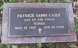 Patrick Sabin Casey
