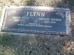 Nancy Joyce <i>Shove</i> Flynn