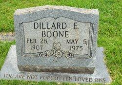 Dillard Elijah Boone