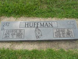 Lillie K Huffman