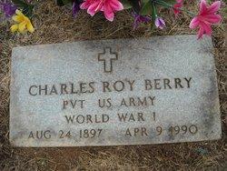 Charles Roy Berry