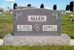 Phyllis Jean <i>Bettis</i> Allen