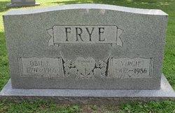 Virginia Virgie <i>Maynard</i> Frye