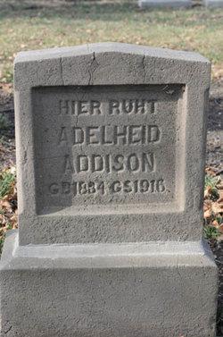 Adelheid Addison