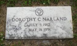 Dorothy Cordelia <i>Felt</i> Narland