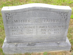 Henrietta Alice <i>Akers</i> Gardner
