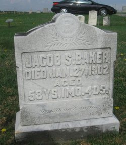Jacob Snyder Baker