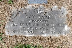 Ray Alvin Carr
