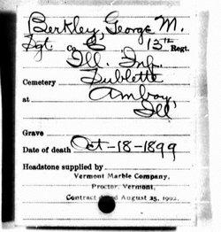 George M Berkley