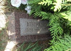 Bertha Bradford