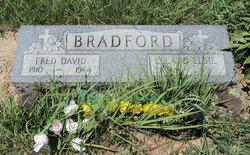 Fred David Bradford