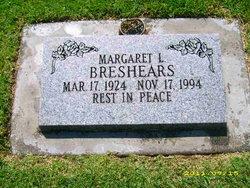 Margaret Louise <i>Bryant</i> Breshears