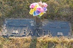 Ruth Ethel <i>McGinnis</i> Baker
