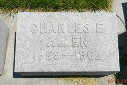 Charles Edgar Allen