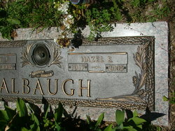 Hazel Evelyn <i>Brady</i> Albaugh
