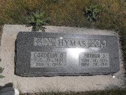 Arthur James Hymas