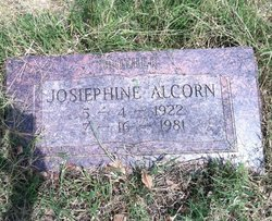 Josiephine <i>Meade</i> Alcorn