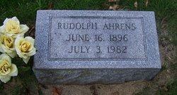 Rudolph Ahrens