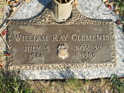 William Ray Clements