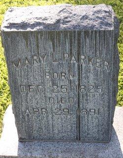 Mary <i>Lewis</i> Parker