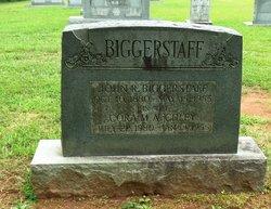 Cora M <i>Atchley</i> Biggerstaff