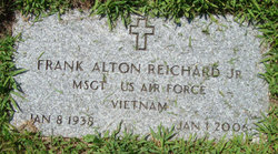 Frank A. Reichard, Jr