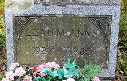 Leah M. Anns