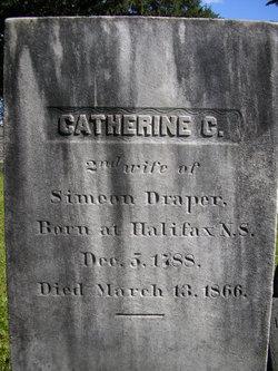 Catherine C. <i>Lewis</i> Draper