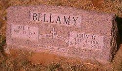 John Gibson Bellamy