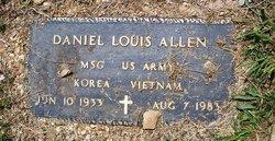 Daniel Louis Allen