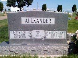 Betty Lou <i>Squires</i> Alexander