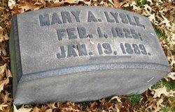 Mary A. Lysle