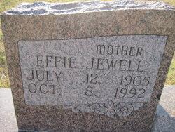 Effie Jewel <i>Watson</i> Block