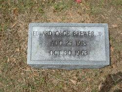 Edward Cage Brewer, Jr