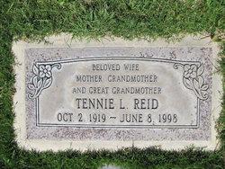 Tennie Lorraine <i>Short</i> Reid