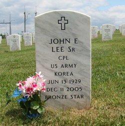 John Edward Lee, Sr