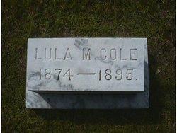 Lula M. Cole