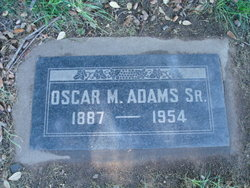 Oscar Milton Adams, Sr