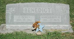 G. Dewey Benedict