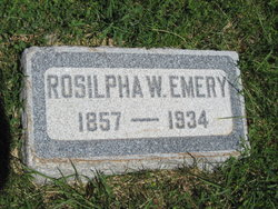 Rosilpha <i>Wilding</i> Emery
