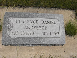 Clarence Daniel Anderson