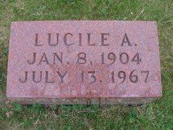 Lucile A <i>Watson</i> Bennett