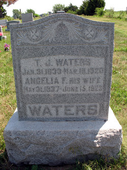 Thomas James T. J. Waters